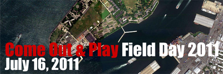 Come Out & Play Field Day