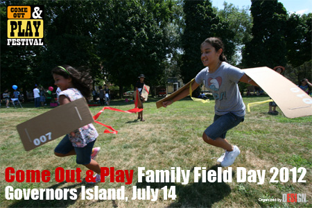 Family Field Day 2012
