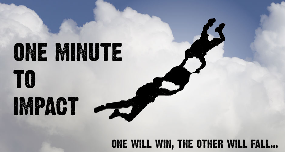 Come Out Play » One Minute