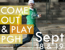 Come Out & Play PGH 2015